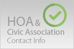 HOA & Civic Associations