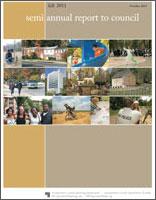 Fall 2008 Semi Annual Report Cover