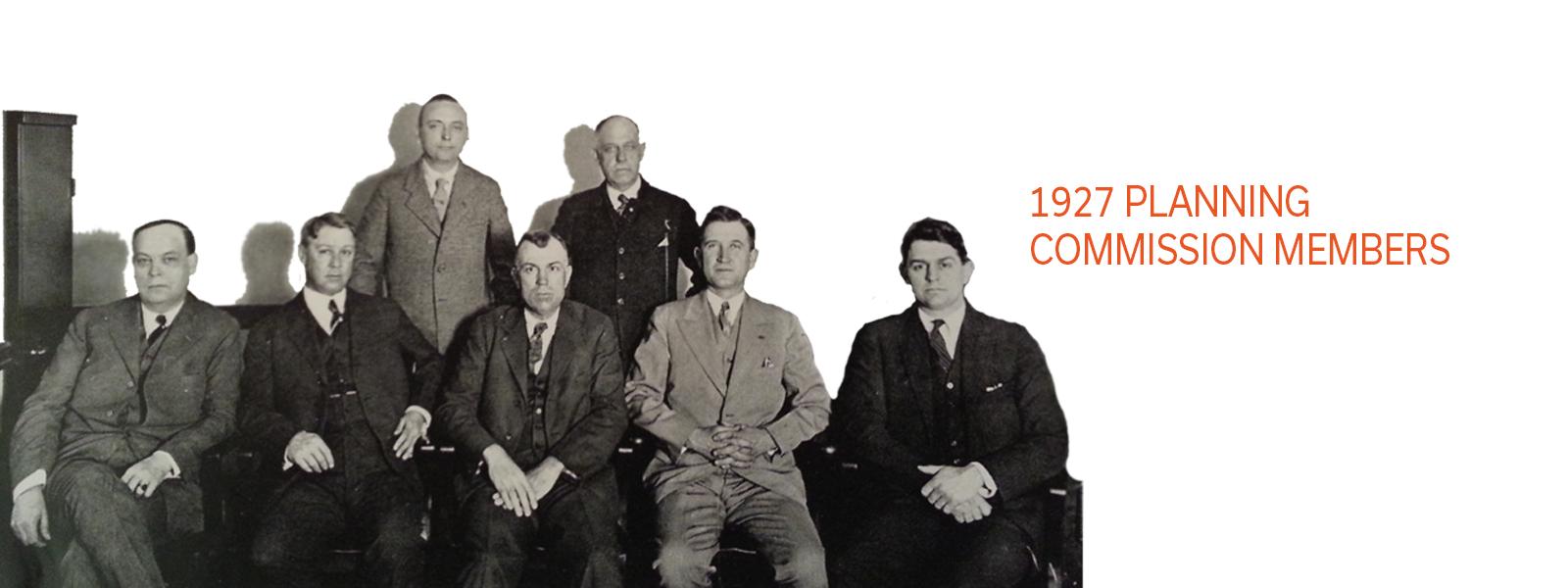 1927 Planning Board