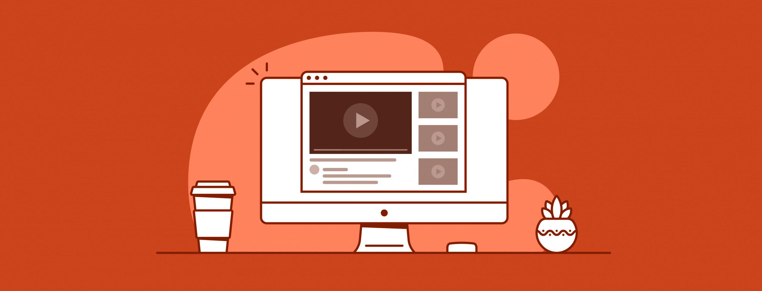 watch videos graphic