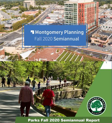 Parks and Planning Fall 2020 Semiannual Presentation cover
